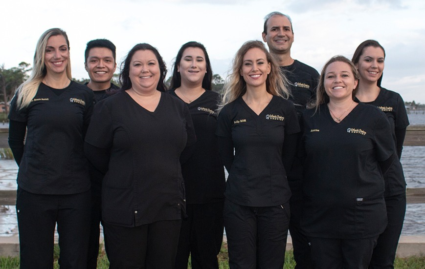 Lakeside Daytona dental team